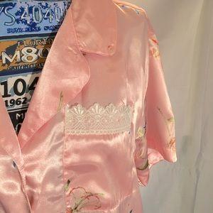 Secret Treasures Intimates & Sleepwear - Vintage Floral Pajama Set